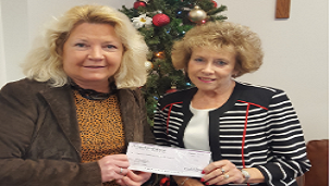 Catholic Charities Receives Grant from Chelsea Groton Bank