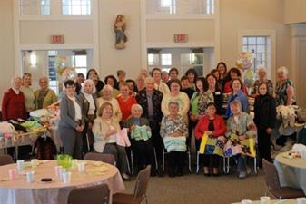 Norwich Diocesan Council of Catholic Women Support Catholic Charities