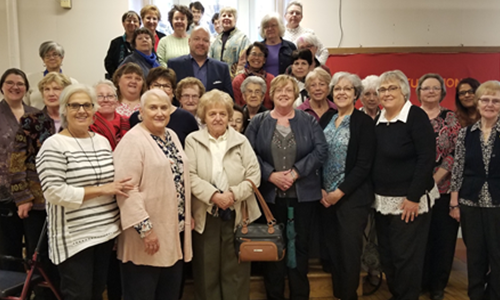 Norwich Diocesan Council of Catholic Women help support Catholic Charities