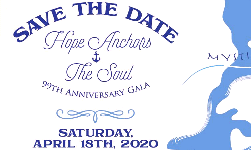 Save the Date: Hope Anchors the Soul Gala 2020