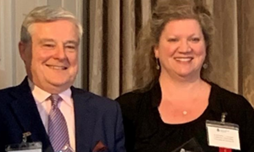 Catholic Charities' 2019 Family Champions Honored at Connecticut Council of Family Service Agencies Awards