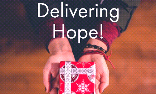 Help Catholic Charities Deliver Hope this Christmas