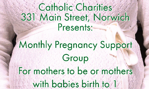 SUSPENDED: Monthly Pregnancy Support Group