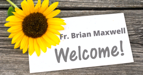 Catholic Charities Welcomes Fr. Brian Maxwell